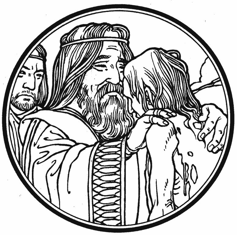 Luke 15 11-32 Clip Art